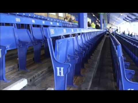 Matchday at Goodison Park // Everton FC