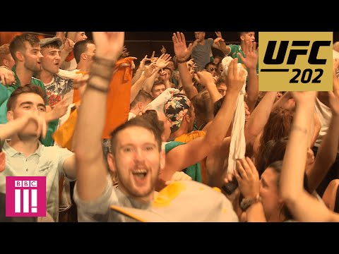 UFC 202 | Ireland takes over Vegas in support of Conor McGregor
