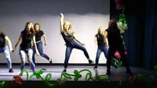 Мисс Студгородок 2016 - Клубные танцы