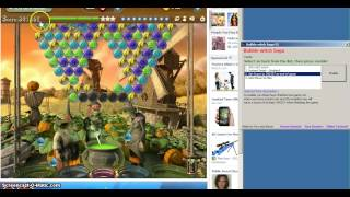 Bubble Witch saga trainer Usage Video