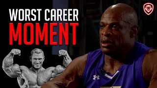 Ronnie Coleman's Most Hated Competitor