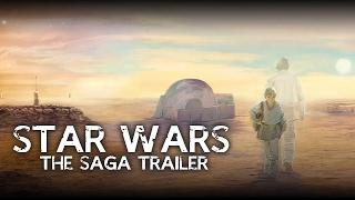 Star Wars: The Saga Trailer