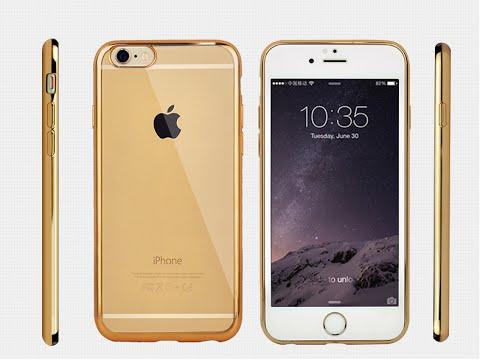 золотой айфон 6 s фото