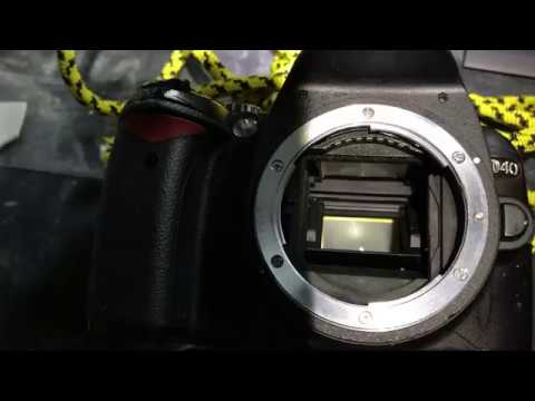 HOW TO PRO TIP: Cleaning your DSLR MIRROR *Caution!
