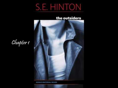 The Outsiders Chapter 1 (S.E. Hinton) {Reading My Favorite Book}