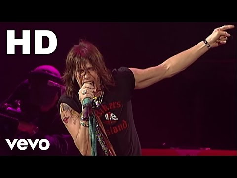 Aerosmith - Cryin' (from You Gotta Move)