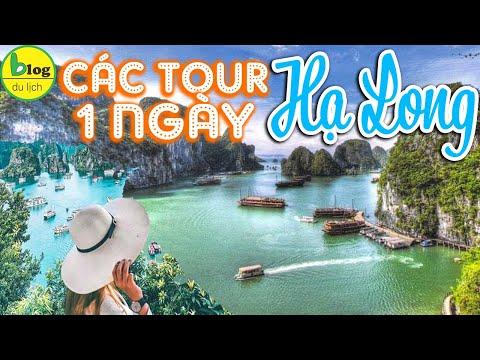 Du lịch Hạ Long 2021 với Tour du lịch Hạ Long 1 ngày tham quan Vịnh Hạ Long