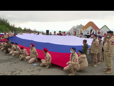 По всей стране отмечают один из главных государственных праздников - День России.