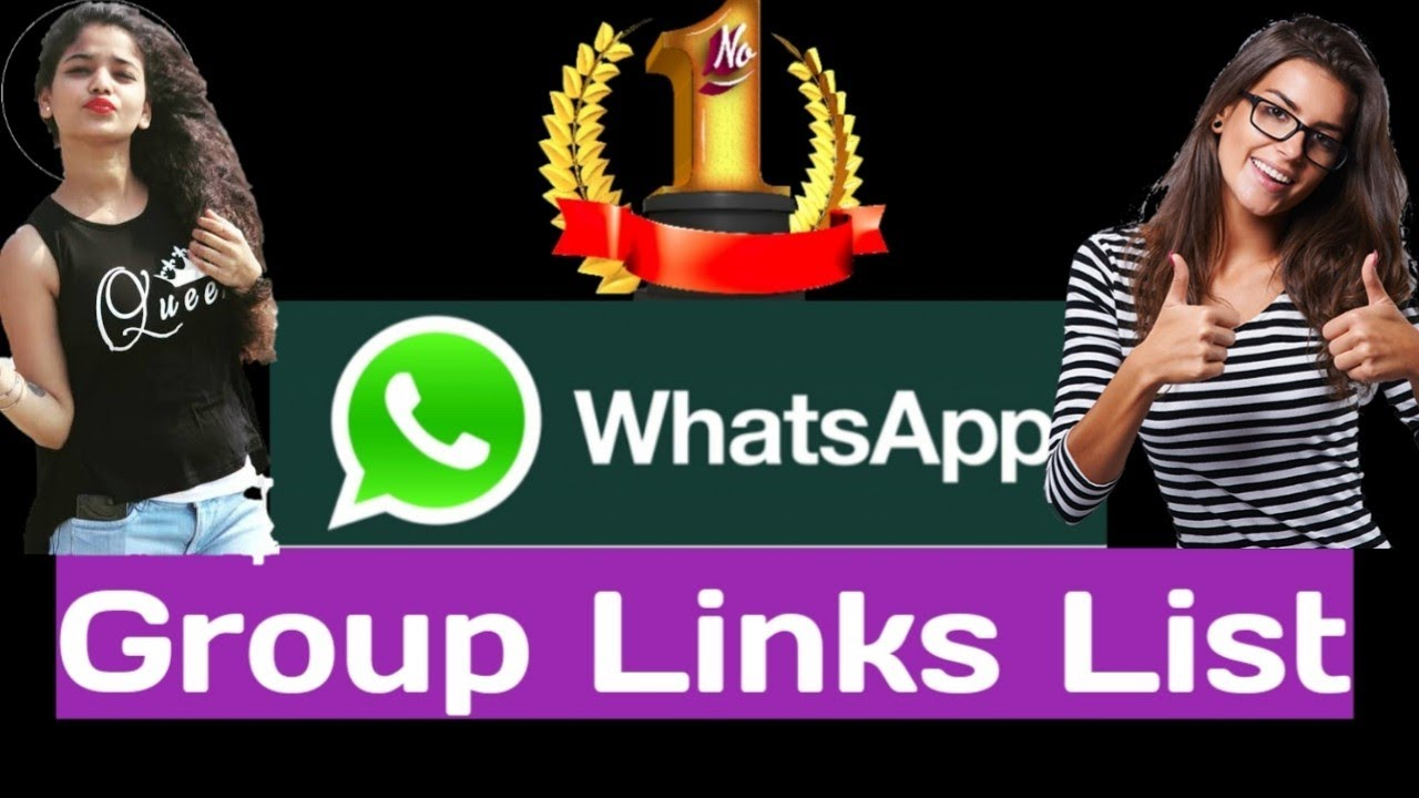 No 1 Whatsapp Group Links List | Join Whatsapp Group In 2020
