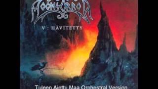 Tuleen Ajettu Maa Orchestral Version