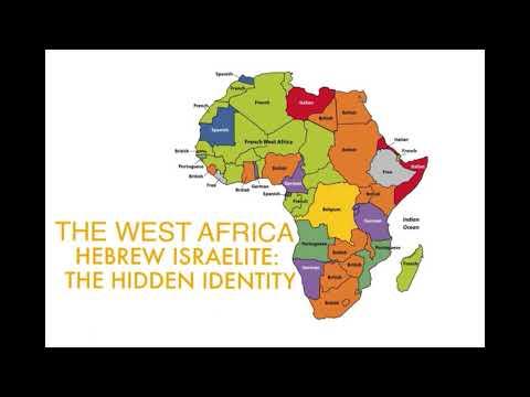 Tribe Of Judah: Ashanti Tribe: Ghana