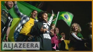 🇧🇷 Brazil: Bolsonaro and Haddad face off in second round of election | Al Jazeera English