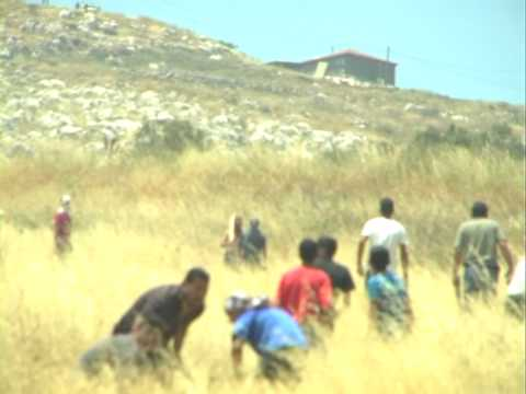 Jewish settlers rampage in West Bank