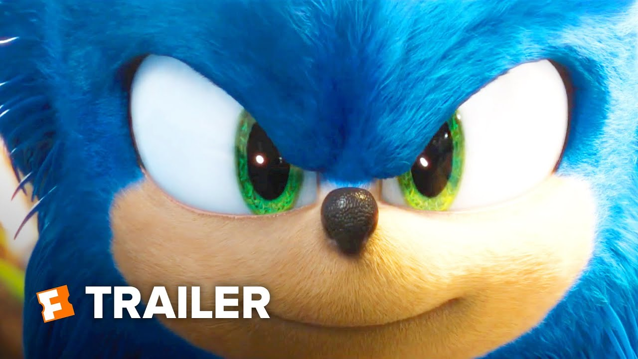Sonic The Hedgehog Trailer 1 2019 Movieclips Trailers Youtube