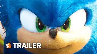 Sonic the Hedgehog NEW Trailer 2020  Movieclips Trailers