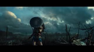 Чудо-женщина - официальный русский трейлер №2 (2016) HD