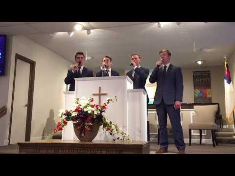 We Stand - Crown College Quartet