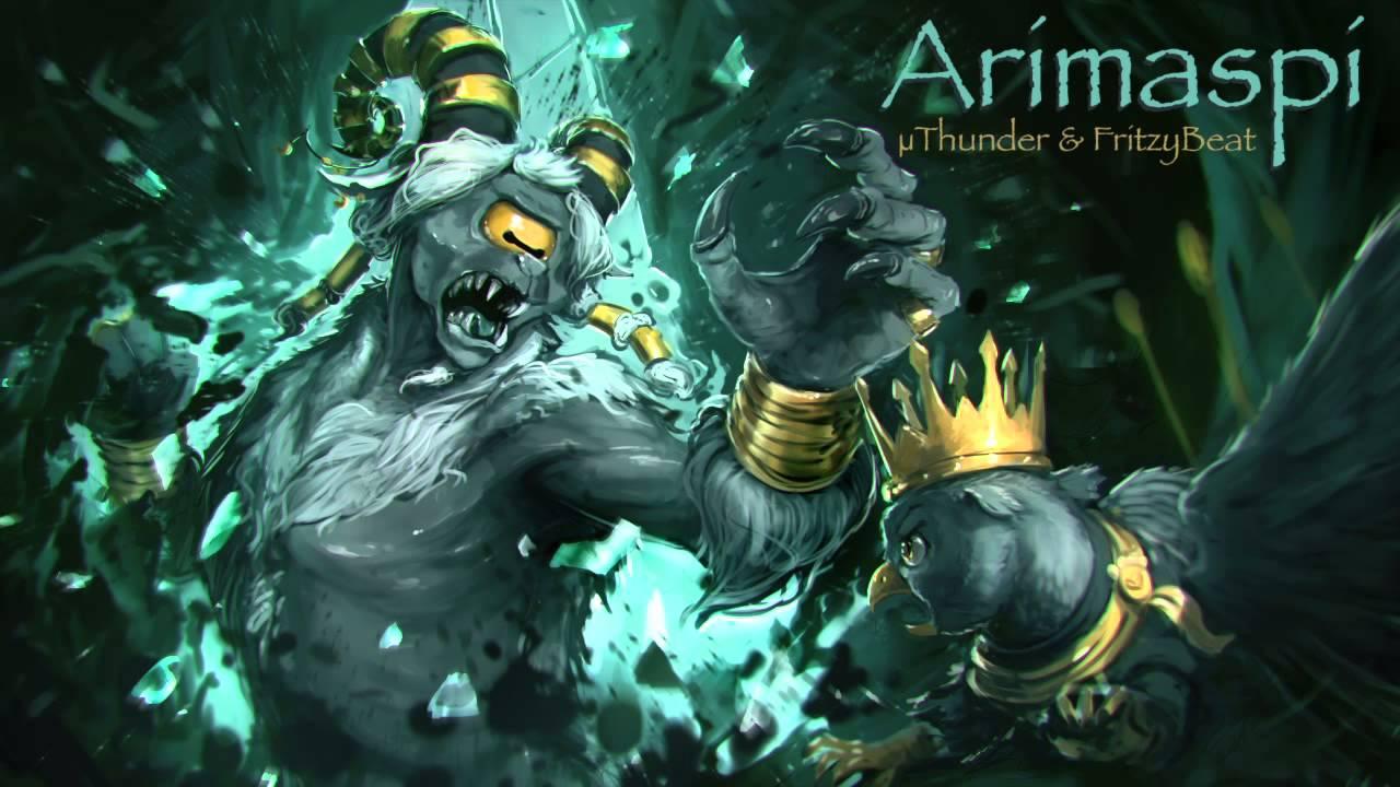 Arimaspi µthunder Fritzybeat Youtube