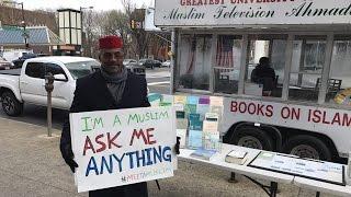 #MeetaMuslim Philadelphia Meet a Muslim 2017