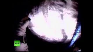Выход российских космонавтов в открытый космос