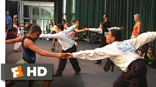 Mad Hot Ballroom (9/9) Movie CLIP - Dancing the Swing (2005) HD