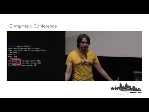 Sean Seefried - The Joy of Refactoring with Strong, Static Types