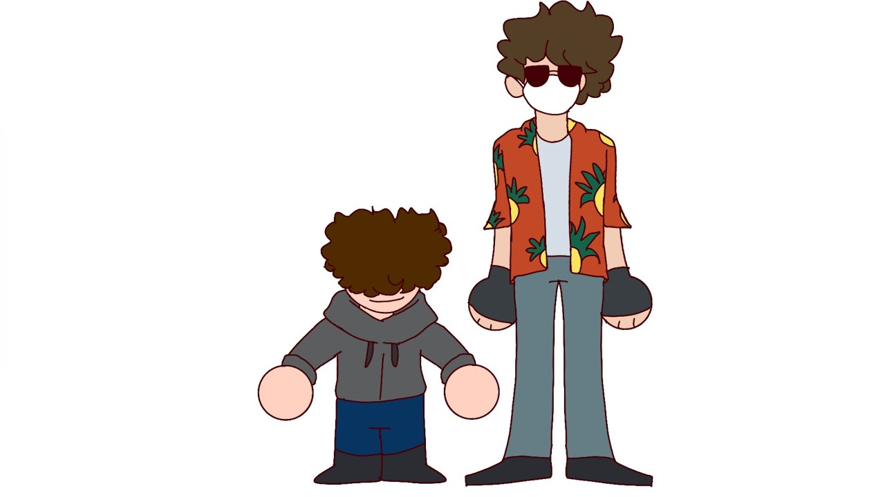RANBOO AND TUBBO MET-UP   ANIMATIC