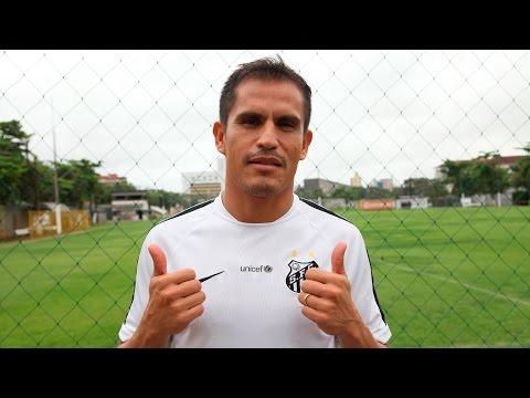 Cristian Ledesma é do Peixe!