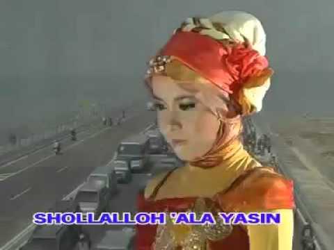 QOSIDAH Hj Ummi Fattah  Sholallah ala Yasin  Syi'iran Wali