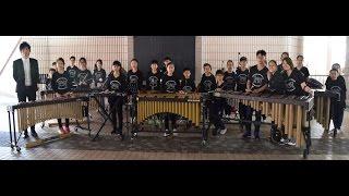 香港學生輔助會小學-香港敲擊樂大賽2016花絮