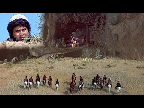 खुल जा सिम सिम - अलीबाबा और चालीस चोर - Alif Laila Episode - OLD STORY