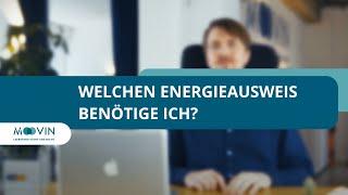 Welchen Energieausweis benötige ich? Der moovin Energietisch - Folge 2.