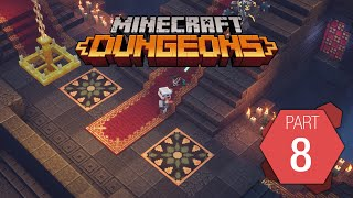 "Minecraft Dungeons: Playthrough Part 8 of 9 ""Highblock Halls"""