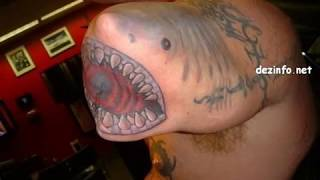 Repeat youtube video Awesome and Funny Tattoos