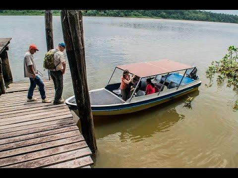 Jodensavanna boat tour - Orange Travel Suriname