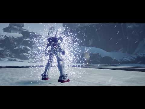 PS4   New GUNDAM BREAKER - Teaser Trailer