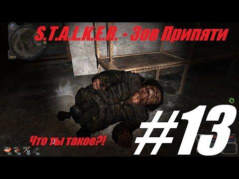 S.T.A.L.K.E.R. Зов Припяти.#13.Что ты такое?