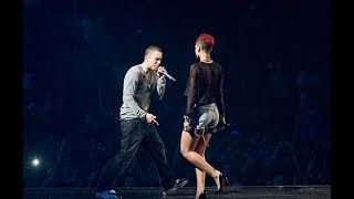 Top 5 Times Eminem Stole The Show From Other Artists