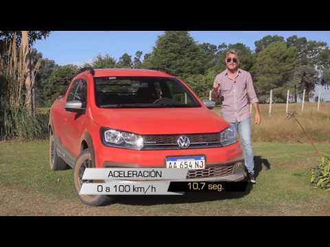 Volkswagen Saveiro Cross - Minitest - Matias Antico - TN Autos