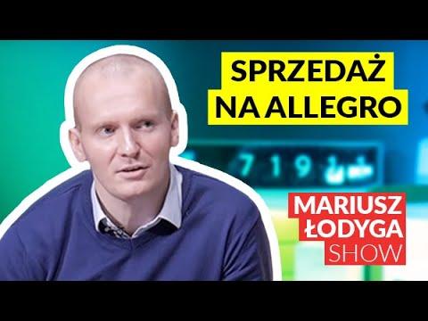 """Paweł Mielczarek """"Jak wykorzystać Allegro do skutecznej sprzedaży produktów?"""""""