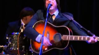 She loves You and Hard Days Night - Beatle mania - Rochester Opera House - 2014