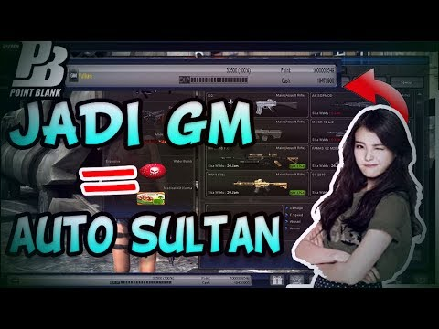 Jadi Gm Di Pb Auto Sultan Point Blank Garena Offline 2018 Youtube