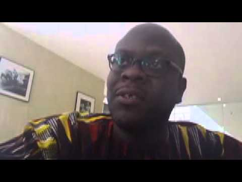 Dare Okoudjou, CEO, MFS Africa on selling mobile life insurance