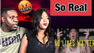 """Singer and Rapper Reacts to - Tom Macdonald """"No Lives Matter"""""""