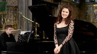"""Iulia Maria Dan sings """"Ah! Je ris de me voir"""" from Faust"""