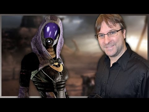 Bioware Interview: Patrick Weekes - Making Flawed Characters - Tali'Zorah vas Normandy