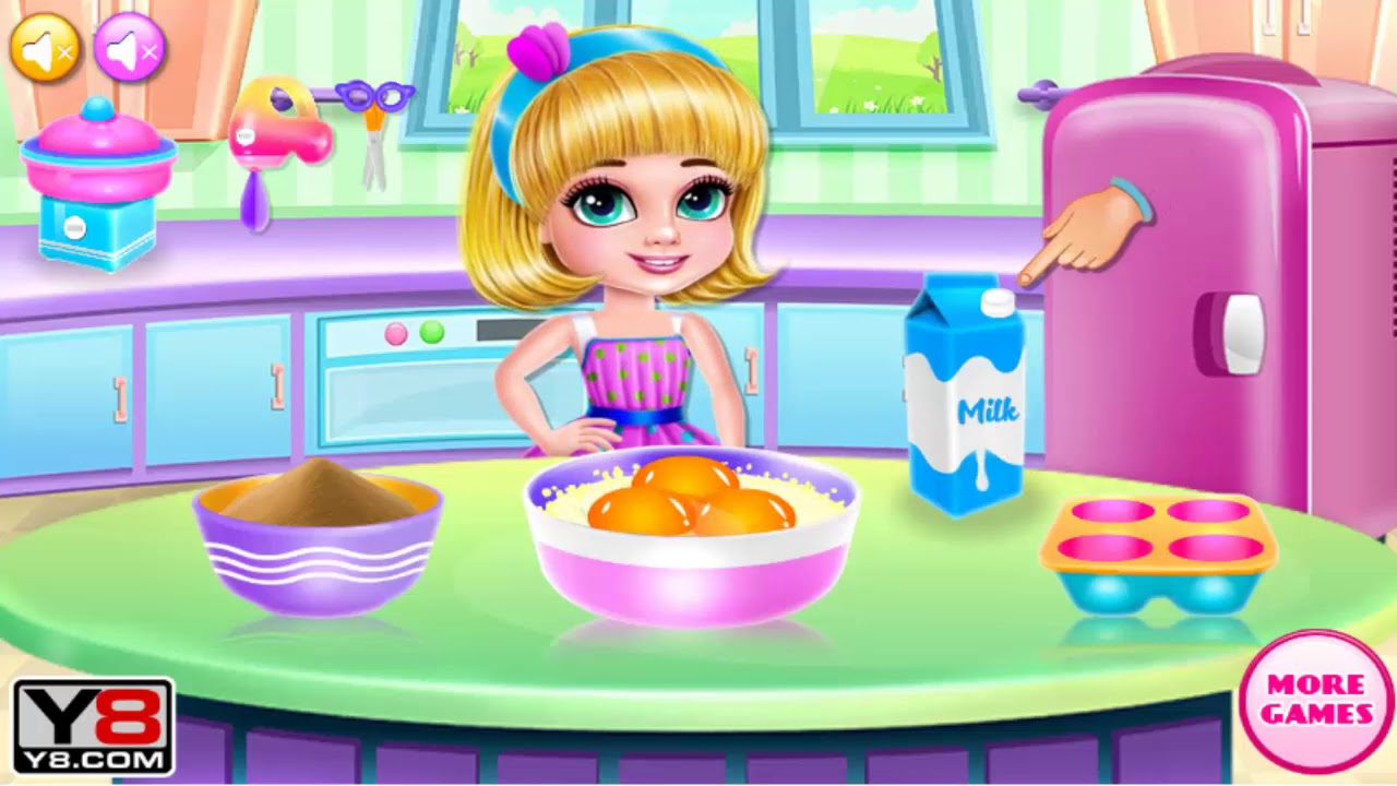 Ice Cream Donuts Cooking Game Cooking Game For Kids