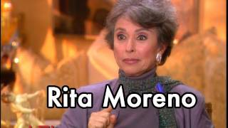 Actress Rita Moreno on Breaking All the Rules in WEST SIDE STORY