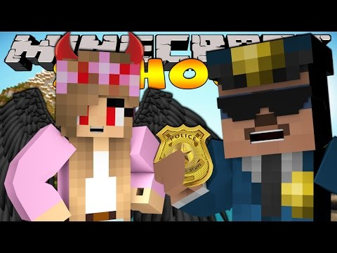 Minecraft School : EVIL LITTLE KELLY ESCAPES PRISON!