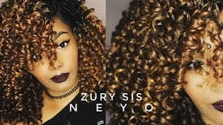 Wig Review| Zury Hollywood Diva: Neyo